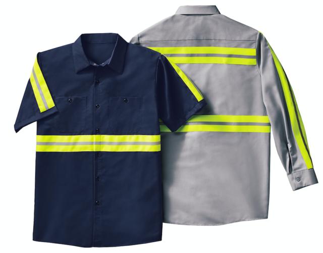 Enhanced Vis uniform garments from Plymate